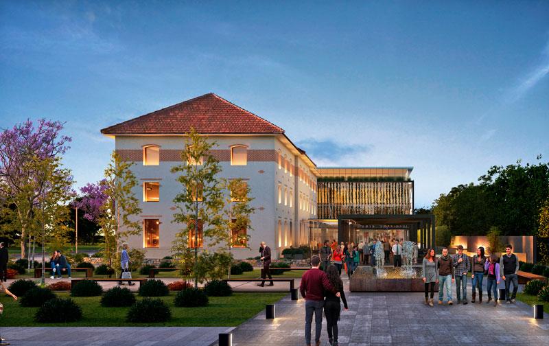 Proyecto de oficinas con inversión de US$ 25 millones cambiará el barrio de Carrasco